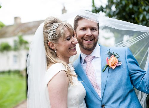Kent wedding photographer / Becky & Dave's butterfly and bee Preston Court wedding