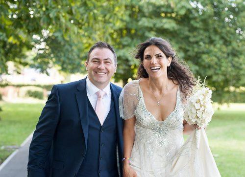 Beautiful family orientated Drayton Court Hotel wedding