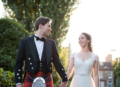 London Wedding Photography / Emma & Fraser's Putney riverside wedding