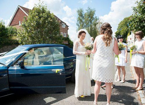 Wedding traditions / The wedding party - bridesmaids & groomsmen