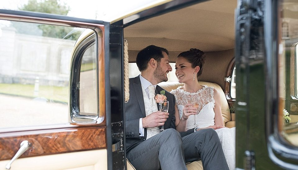 bb85230a0bda It really has been one heck of a start to 2015 and Sophie and David s  elegant wedding at Woburn Abbey was a great way to kick off the month of  April.