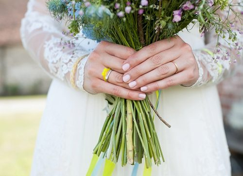 Wedding traditions / The rings