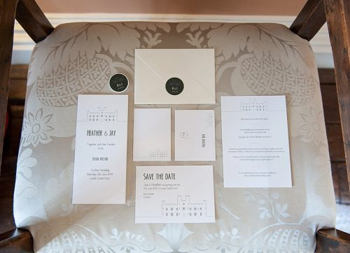 Wedding top tips / creating your unique wedding invites