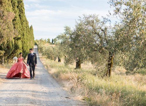 Destination wedding / som & jonny's wedding in Tuscany, part 2
