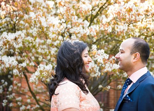 Couples shoot at The Pergola and Hill Gardens Hampstead Heath