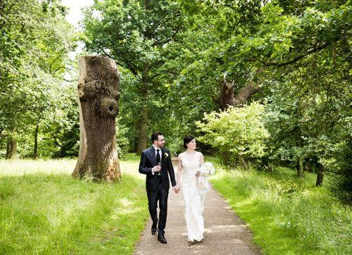 Surrey wedding photographer / early summer wedding at Pembroke Lodge