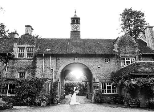 surrey wedding photographer / summer wedding at busbridge lakes