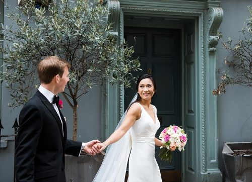 London wedding photographer / An elegant Spring time RSA House wedding