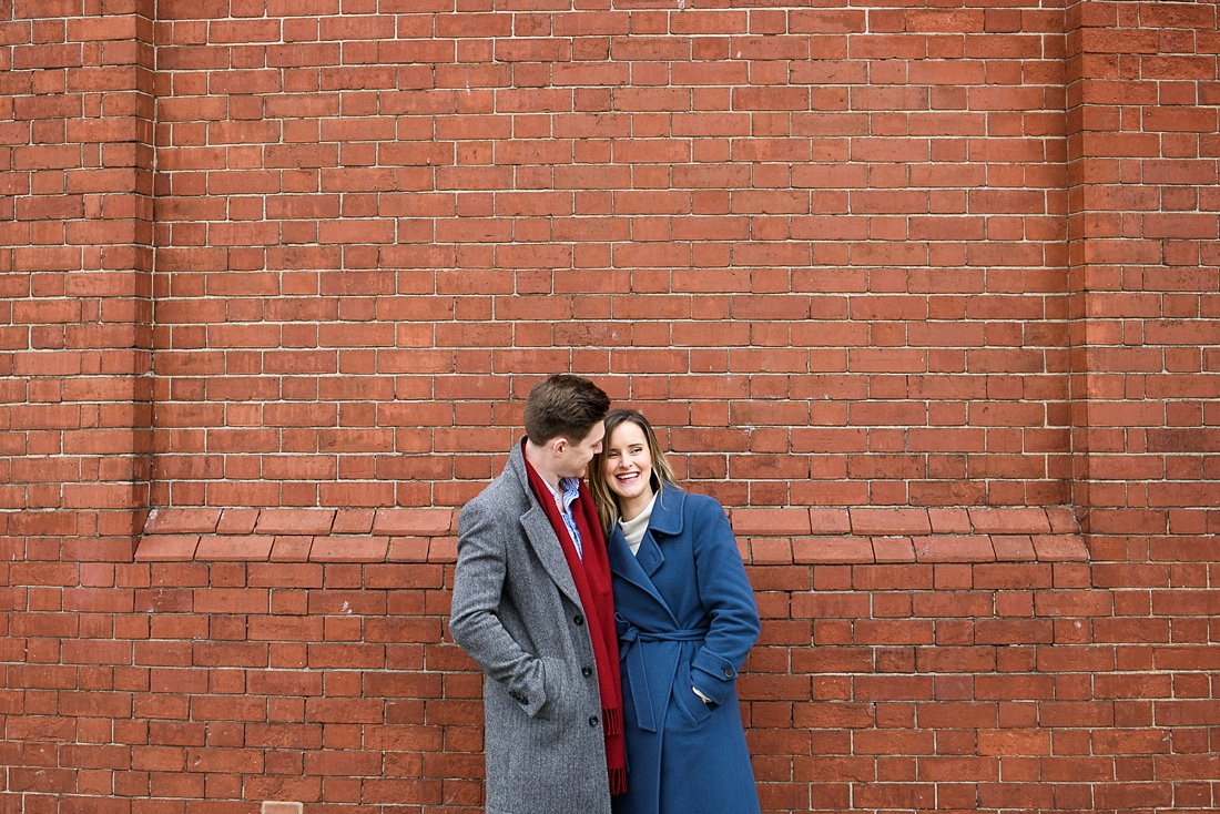 Engagement photography Greenwich London