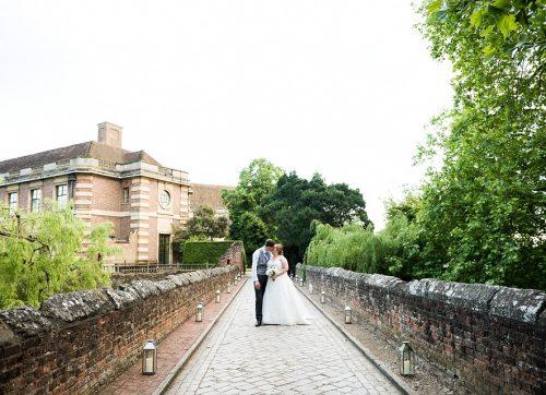 helen & martyns elegant eltham palace wedding