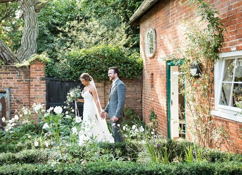 A sunny and joyful Gaynes Park wedding
