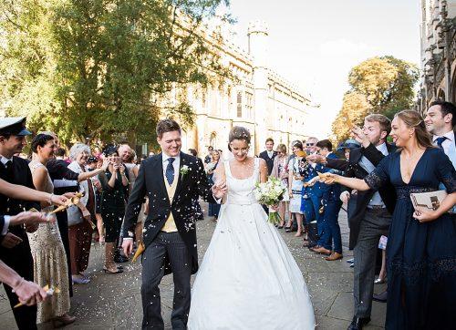 Cambridge wedding photographer / An elegant Summer wedding in Cambridge
