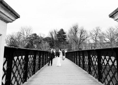 Rebekah & Andrew's intimate London elopement
