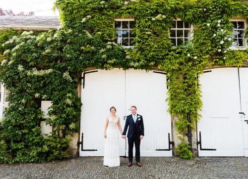 Laura & Tom's beautiful Northbrook Park Wedding