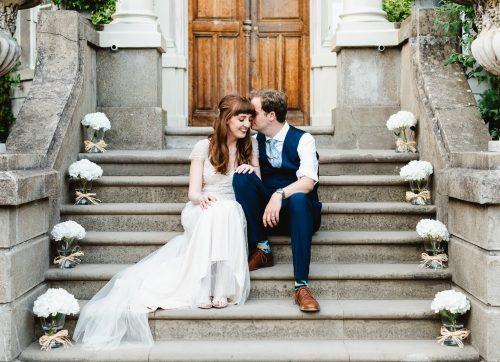 Surrey wedding photographer - Hampton Court House wedding - Elizabeth & Howard