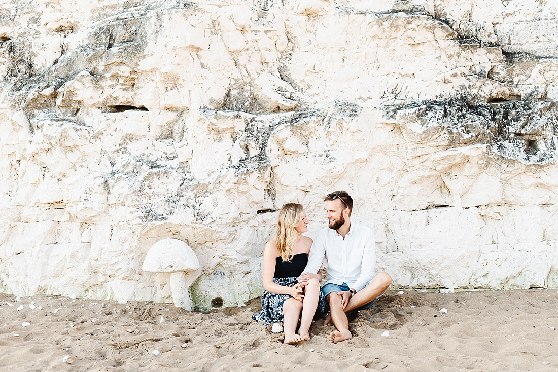 Botany Bay engagement