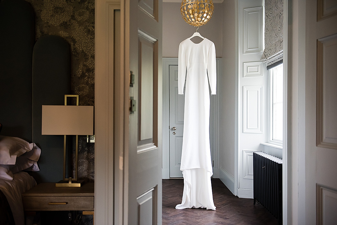 stella mccartney wedding dress yorkshire