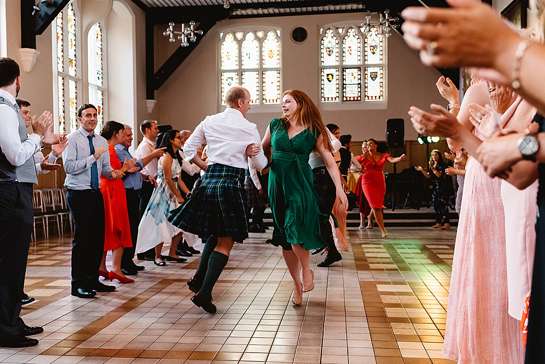ceilidh in surrey Fiona Kelly Photography