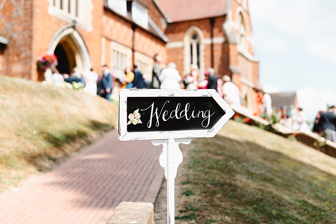 Wedding top tips / how to personalise your wedding with stationery
