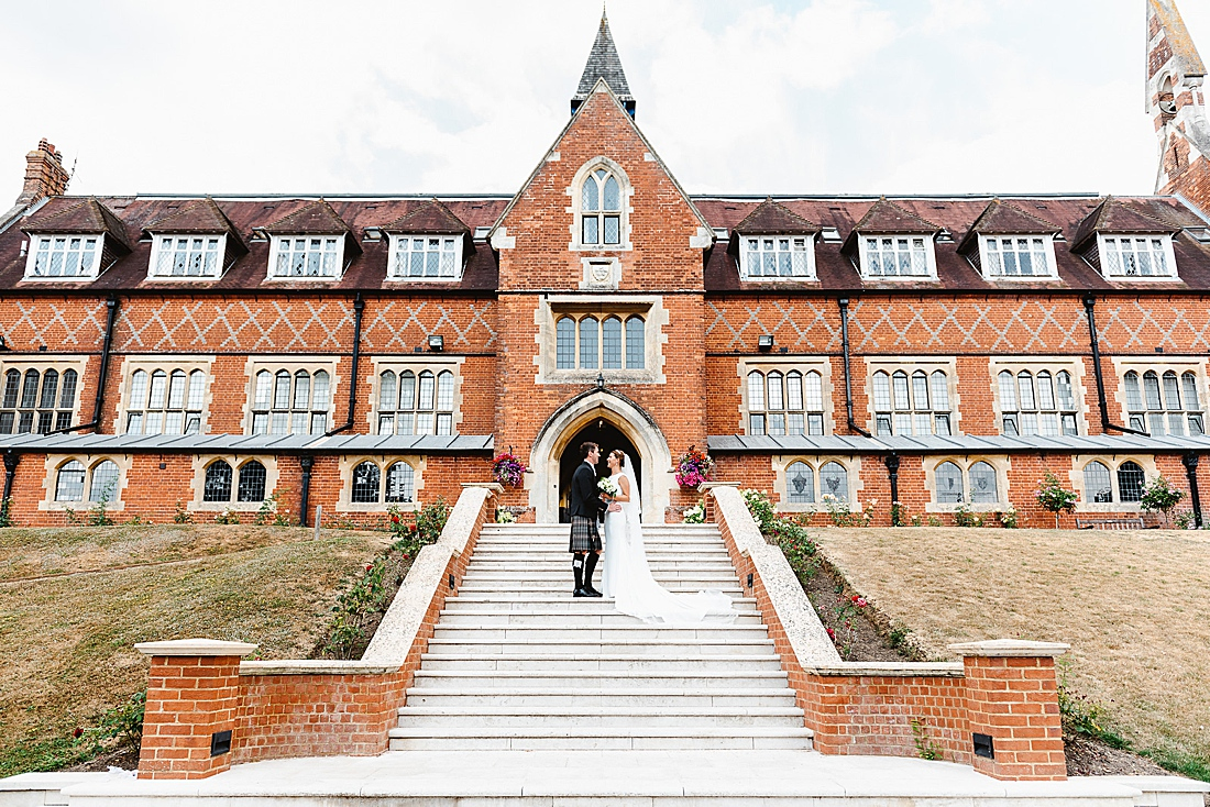 Romantic surrey wedding photography Fiona Kelly Photography