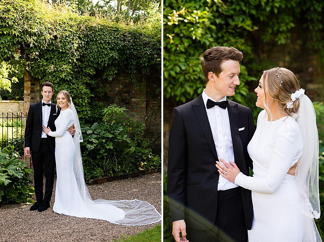 black tie wedding yorkshire