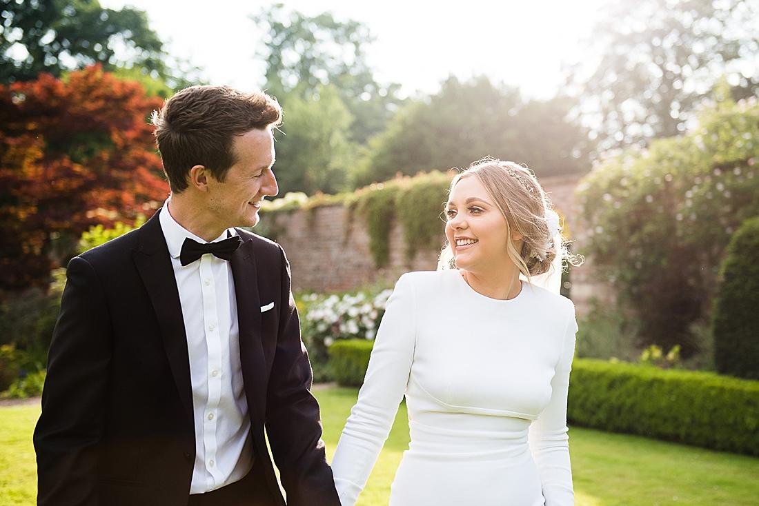 romantic wedding photography yorkshire