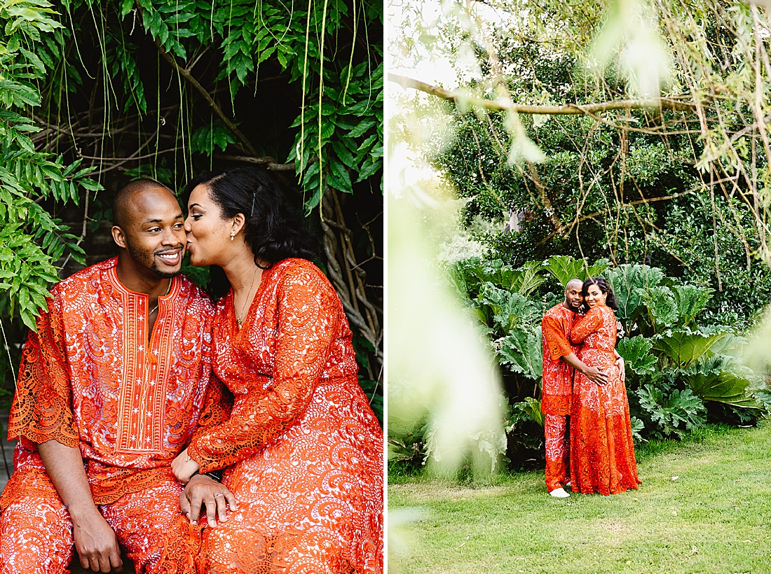 African wedding outfits London © Fiona Kelly Photography
