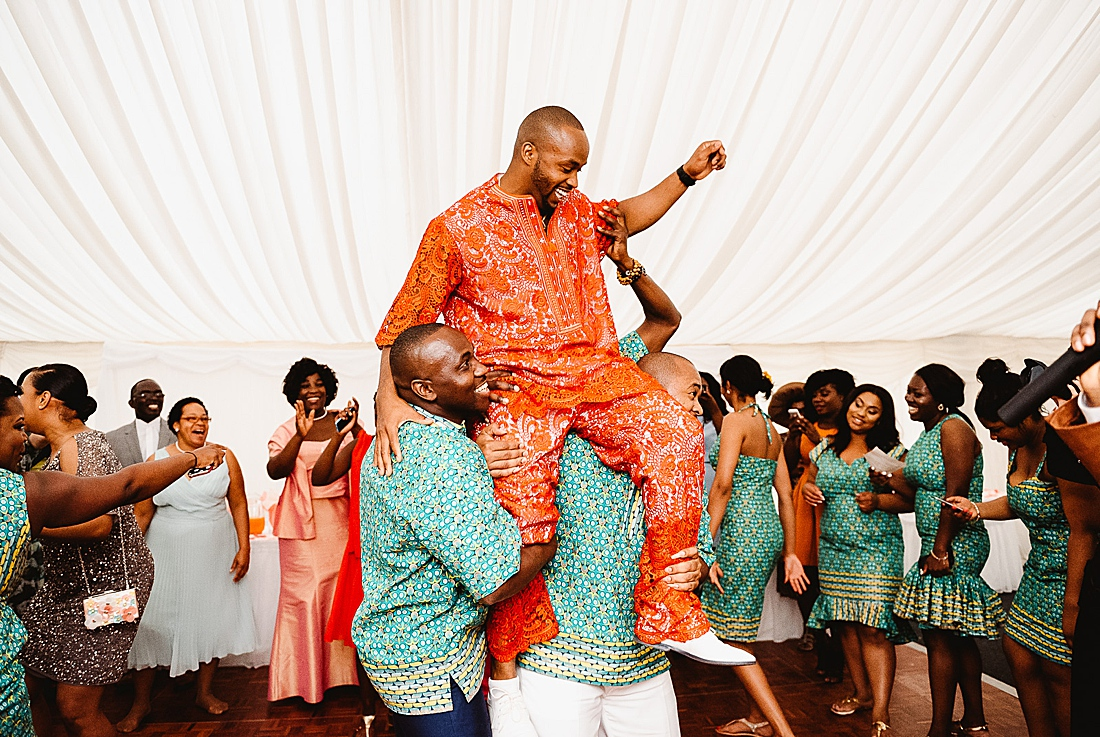 African wedding traditions London © Fiona Kelly Photography