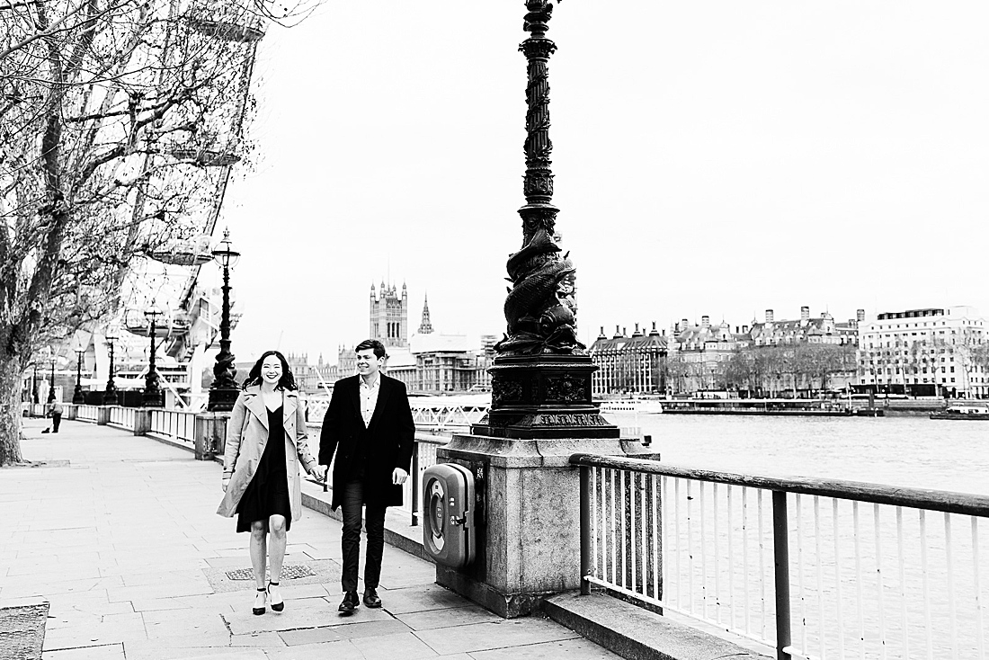 Southbank engagement photography