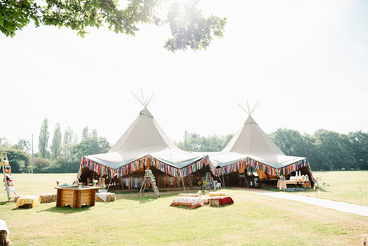 tipi wedding west sussex wedding photography