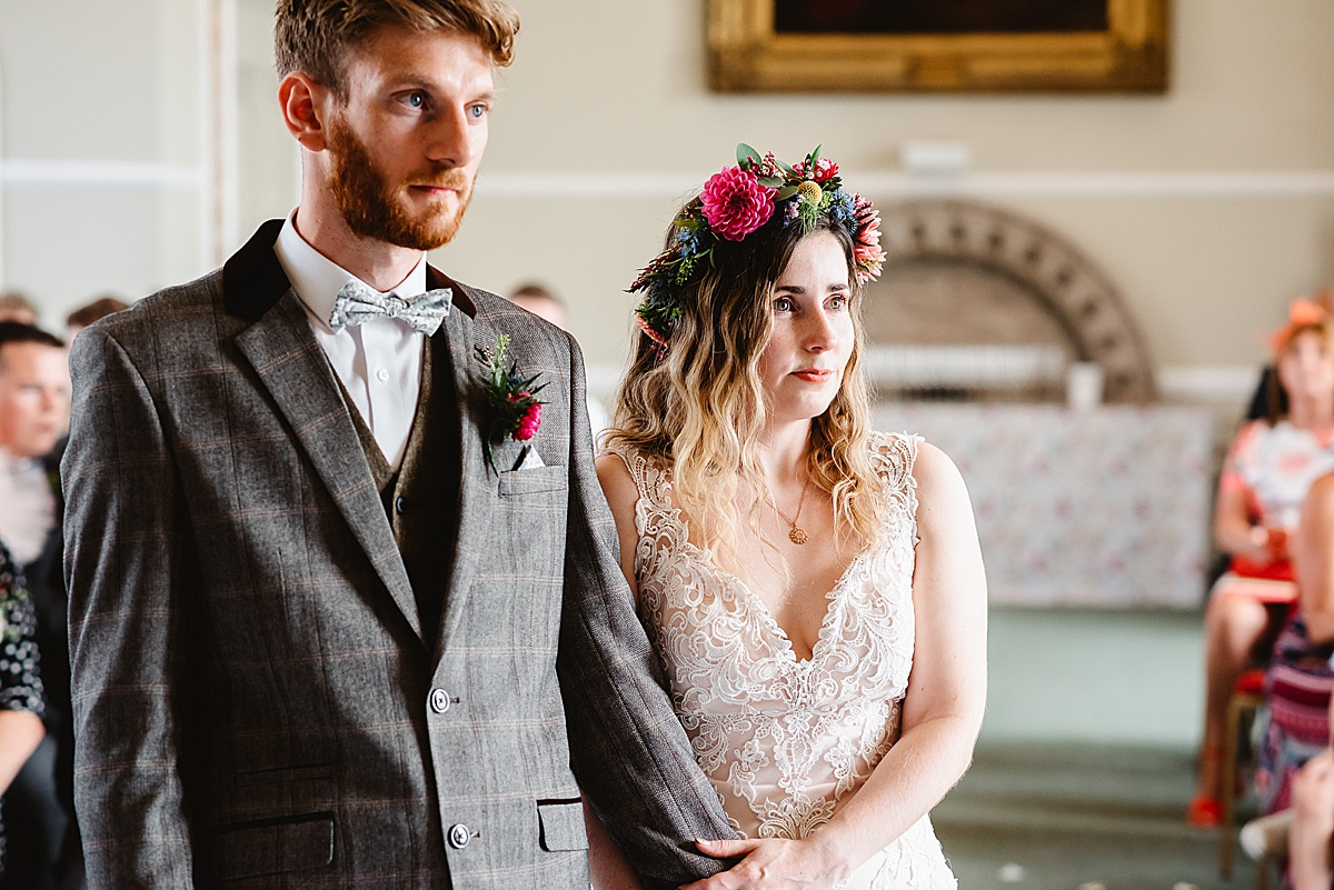 boho west sussex wedding photography