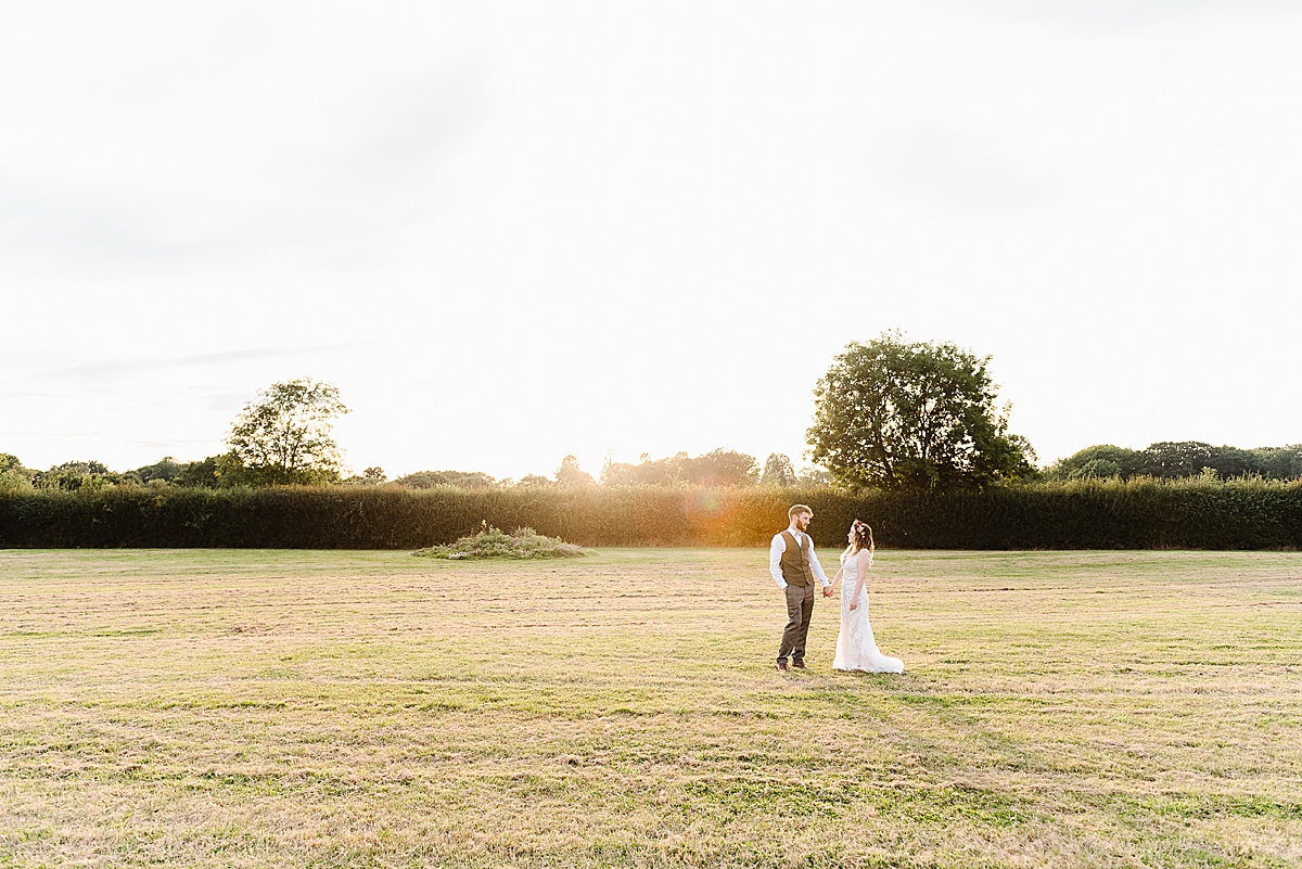 sussex couple newly wedding portraits
